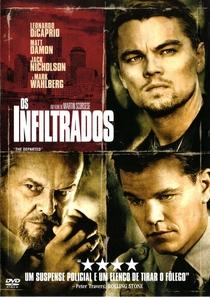 Os Infiltrados - Poster / Capa / Cartaz - Oficial 5