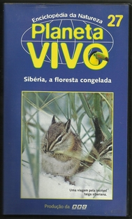 Planeta Vivo - Sibéria, a Floresta Congelada - Poster / Capa / Cartaz - Oficial 1