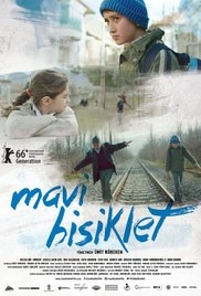 Blue Bicycle - Poster / Capa / Cartaz - Oficial 1