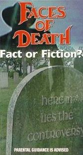 Faces da Morte: Realidade ou Ficção? - Poster / Capa / Cartaz - Oficial 1
