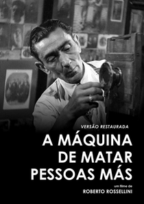 A Máquina de Matar Pessoas Más - Poster / Capa / Cartaz - Oficial 2