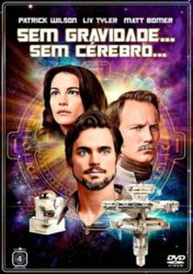 "Crítica: Sem Gravidade… Sem Cérebro… (""Space Station 76"") | CineCríticas"