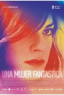 Uma Mulher Fantástica - Poster / Capa / Cartaz - Oficial 2