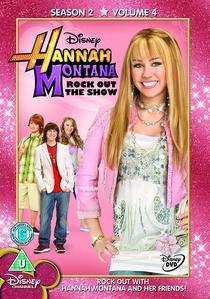 Hannah Montana (2ª Temporada) - Poster / Capa / Cartaz - Oficial 3