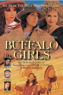 Buffalo Girls - As Últimas Pistoleiras - Poster / Capa / Cartaz - Oficial 3