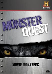 MonsterQuest: Fantasmas - Poster / Capa / Cartaz - Oficial 1