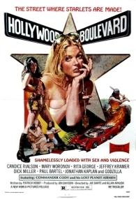 Hollywood Boulevard - Poster / Capa / Cartaz - Oficial 1