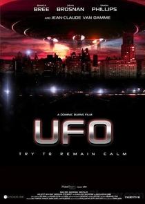 U.F.O. – invasão Alien - Poster / Capa / Cartaz - Oficial 3