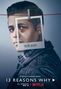 13 Reasons Why (2ª Temporada) - Poster / Capa / Cartaz - Oficial 7