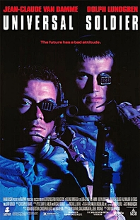 Soldado Universal - Poster / Capa / Cartaz - Oficial 18