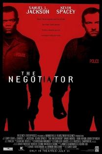 A Negociação - Poster / Capa / Cartaz - Oficial 5