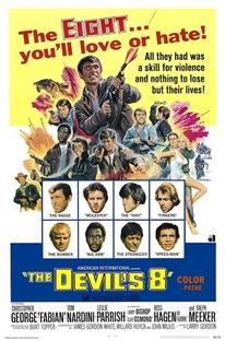 Os 8 do Diabo - Poster / Capa / Cartaz - Oficial 1