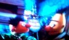 Ethan's  Cinder Elmo Tralier