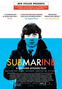 Submarine - Poster / Capa / Cartaz - Oficial 5