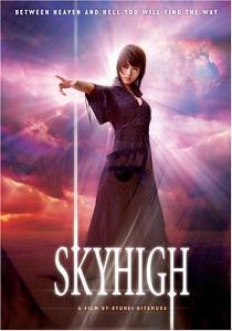 Sky High - Poster / Capa / Cartaz - Oficial 2