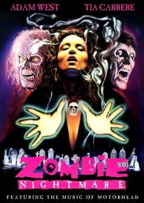 Zombie Nightmare - Poster / Capa / Cartaz - Oficial 2