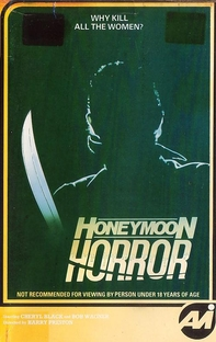 Honeymoon Horror - Poster / Capa / Cartaz - Oficial 2