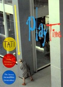 Playtime - Tempo de Diversão - Poster / Capa / Cartaz - Oficial 3