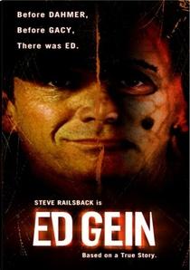 Ed Gein - O Serial Killer  - Poster / Capa / Cartaz - Oficial 6