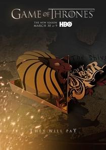Game of Thrones (4ª Temporada) - Poster / Capa / Cartaz - Oficial 26