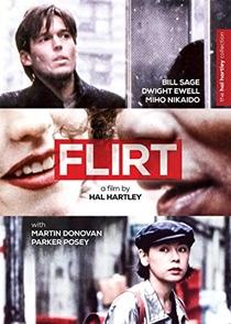 Flerte - Poster / Capa / Cartaz - Oficial 2