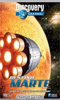 Destino Marte - Discovery Channel - Poster / Capa / Cartaz - Oficial 1