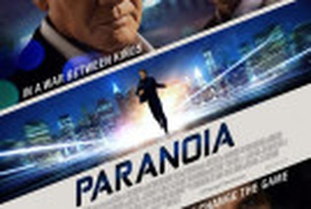 """Novos videos de """"Paranoia"""", com Gary Oldman e Harrison Ford"""