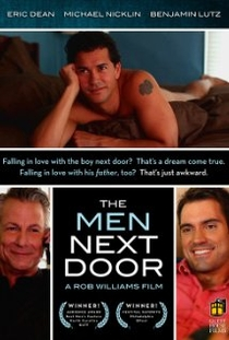 The Men Next Door - Poster / Capa / Cartaz - Oficial 1