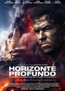 Horizonte Profundo: Desastre no Golfo - Poster / Capa / Cartaz - Oficial 6