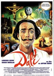 Dalí - Poster / Capa / Cartaz - Oficial 1