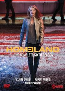 Homeland (6ª Temporada) - Poster / Capa / Cartaz - Oficial 4