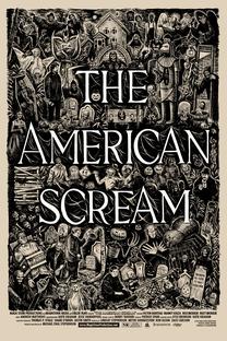 O Grito Americano - Poster / Capa / Cartaz - Oficial 1
