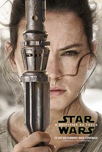 Star Wars, Episódio VII: O Despertar da Força - Poster / Capa / Cartaz - Oficial 9