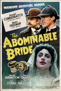 Sherlock: A Abominável Noiva - Poster / Capa / Cartaz - Oficial 1