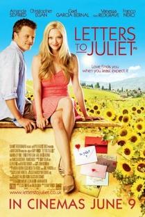 Cartas Para Julieta - Poster / Capa / Cartaz - Oficial 5