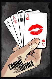 007 - Cassino Royale - Poster / Capa / Cartaz - Oficial 24