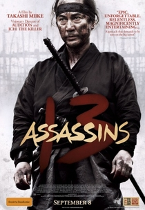 13 Assassinos - Poster / Capa / Cartaz - Oficial 8
