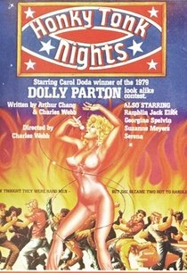 Honky Tonk Nights - Poster / Capa / Cartaz - Oficial 1