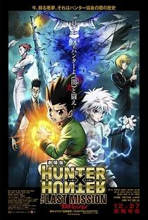 Hunter x Hunter 2: The Last Mission - Poster / Capa / Cartaz - Oficial 4
