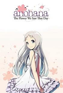 Ano Hi Mita Hana no Namae wo Bokutachi wa Mada Shiranai. - Poster / Capa / Cartaz - Oficial 3
