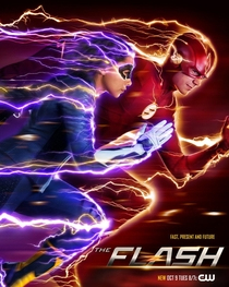 The Flash (5ª Temporada) - Poster / Capa / Cartaz - Oficial 1