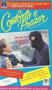Conforto e Prazer  - Poster / Capa / Cartaz - Oficial 2