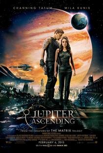 O Destino de Júpiter - Poster / Capa / Cartaz - Oficial 2