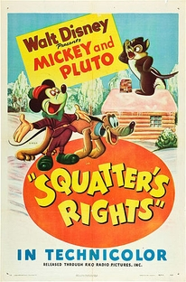 Squatter's Rights - Poster / Capa / Cartaz - Oficial 1