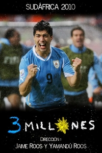 3 milhões, a aventura celeste contada pelos Roos - Poster / Capa / Cartaz - Oficial 1