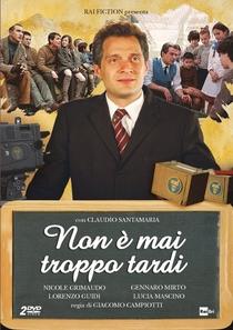 Nunca é tarde - Poster / Capa / Cartaz - Oficial 1