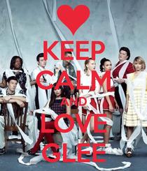 I Heart Glee - Poster / Capa / Cartaz - Oficial 1