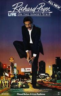 Richard Pryor Live on the Sunset Strip - Poster / Capa / Cartaz - Oficial 1