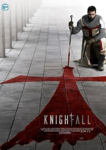 Knightfall: A Guerra do Santo Graal (1ª Temporada) - Poster / Capa / Cartaz - Oficial 2