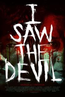 Eu Vi o Diabo - Poster / Capa / Cartaz - Oficial 2